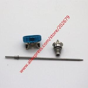 Image 2 - W101 Spray Gun Nozzle W 101 Air Paint Gun Nozzle,1.0/1.3/1.5/1.8mm,Japan Made, Nozzle Kit , 101 Nozzle Kit FREE SHIPPING