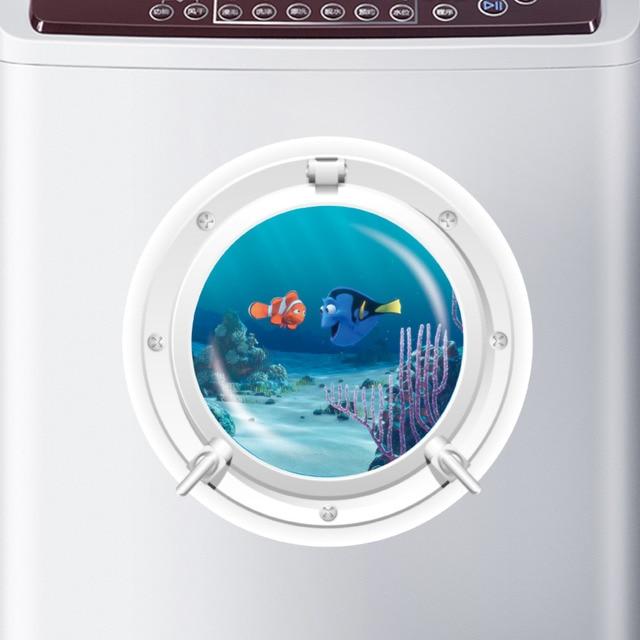 World Of Nemo Window Wall Sticker