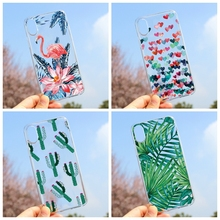 Cute Patterned Case For iPhone X XS Max XR 7 8 6 6S Plus 5 S