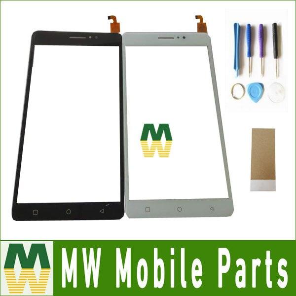 1 шт./лот Высокое качество для x-Бо x Бо XBO o1 01 Сенсорный экран планшета запасная часть черный, белый цвет золото Цвет с клейкие ленты и Инструме... ...