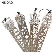 1 предмет 4 стиль на выбор, милые, миленькие в японском стиле(«Каваий»), творческий лошадь клетка полый металлическая Закладка для книги линейка для подарок для детей и студентов школьные принадлежности