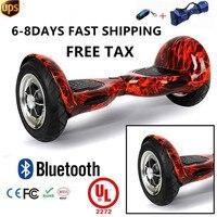 NO TAX Hover self balancing electric scooter balance board 2 wheels air skate