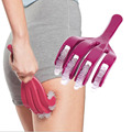 E74 High Quality 1 PC Slimming Buttocks Massager Leg Thigh Waist Hip Anti-Cellulite Roller Massager camillas para masajes