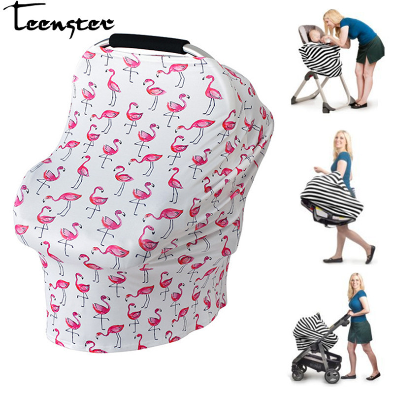 Teenster Baby Car Cover Baby Seat Cushion Nursing Cover Shopping Cart Covers Ant
