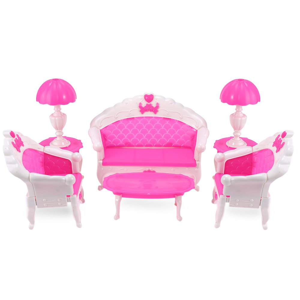 Online get cheap plastic dollhouse furniture aliexpress for Get cheap furniture