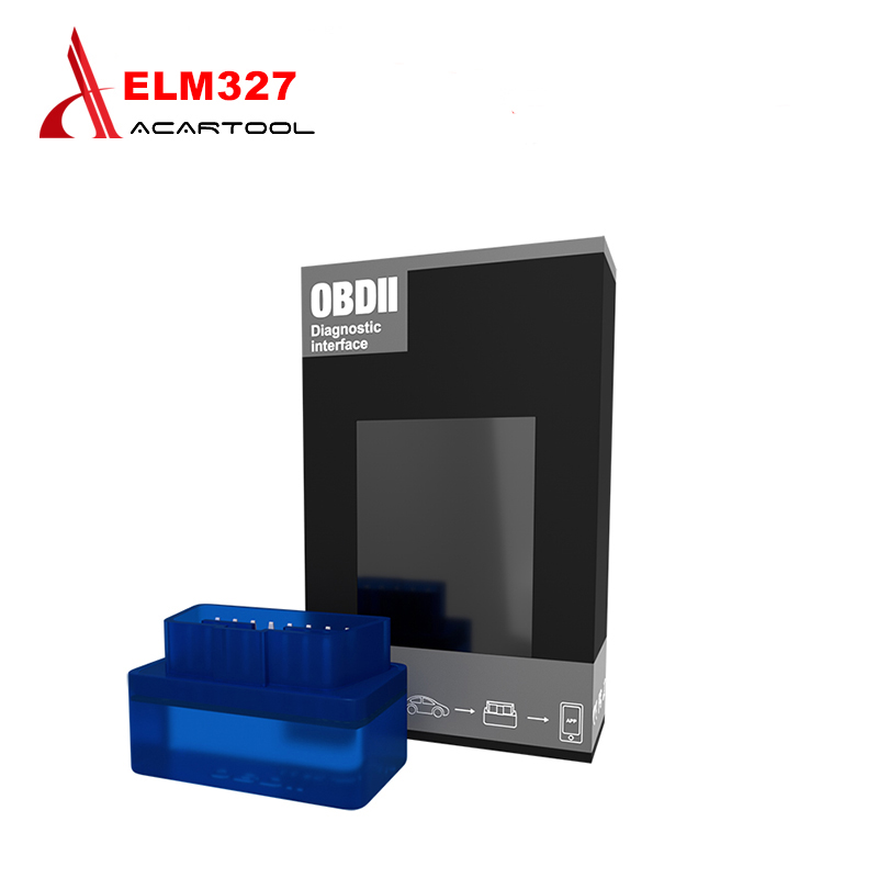 MINI ELM327 V2.1 Bluetooth OBD2 Scanner Code Reader Work on Android/PC Diagnostic Tools ELM327 OBDII Protocols Car Accessories мини elm327 bluetooth obdii автоматический сканер b06 автомобилей диагностический сканер