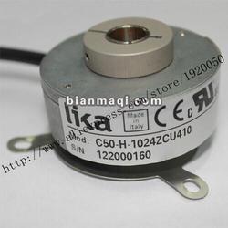 LIKA spot оригинальный C50-H-1024ZCU410 10 мм полый датчик вращения вала