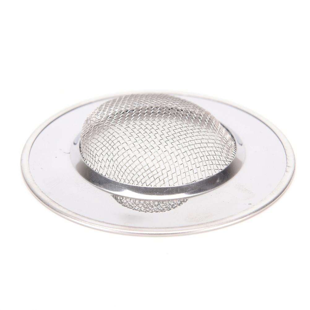 1PC kitchen sewer filter Stainless Steel Bathtub