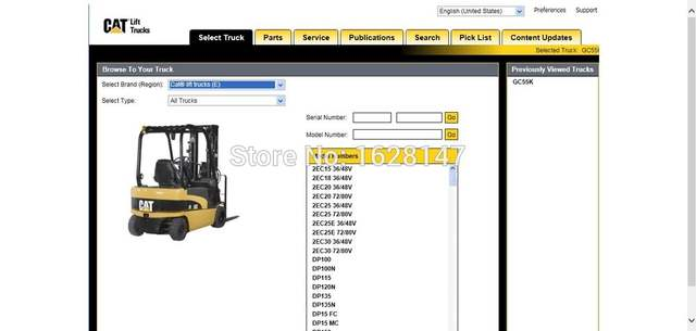 US $180 0 28% OFF|cat Lift Trucks 2019 (MCFE) spare part catalogue-in  Software from Automobiles & Motorcycles on Aliexpress com | Alibaba Group