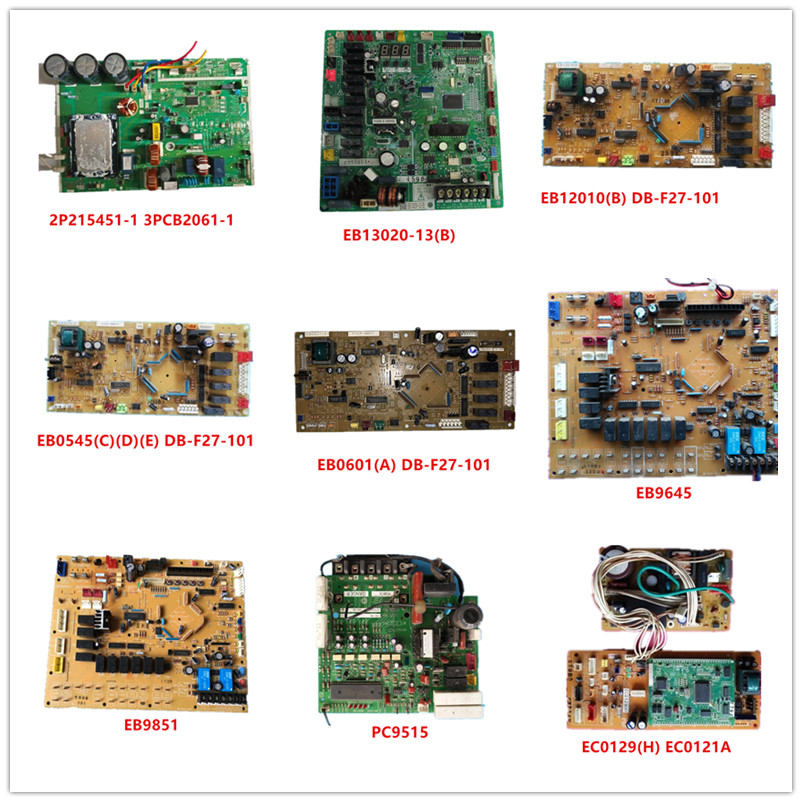 2P215451-1 3PCB2061-1  EB13020-13(B)  EB12010(B) DB-F27-101 EB0545(C)(D)(E) EB0601(A)  EB9645  EB9851  PC9515  EC0129(H) EC0121A