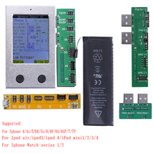 Phone Repair Tools For iPhone Battery Tester 7 7P 6 6P 6S 6SP 5 5S SE 4 4S Battery Tester a Key Clear Cycle