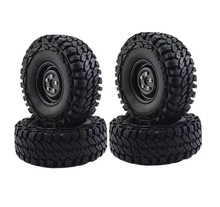 ARC0107 1.9 Inch RC Auto Klimmen Tire 96/108/114 MM Band met Spons Liner Model Autobanden band Skin Off-road(China)