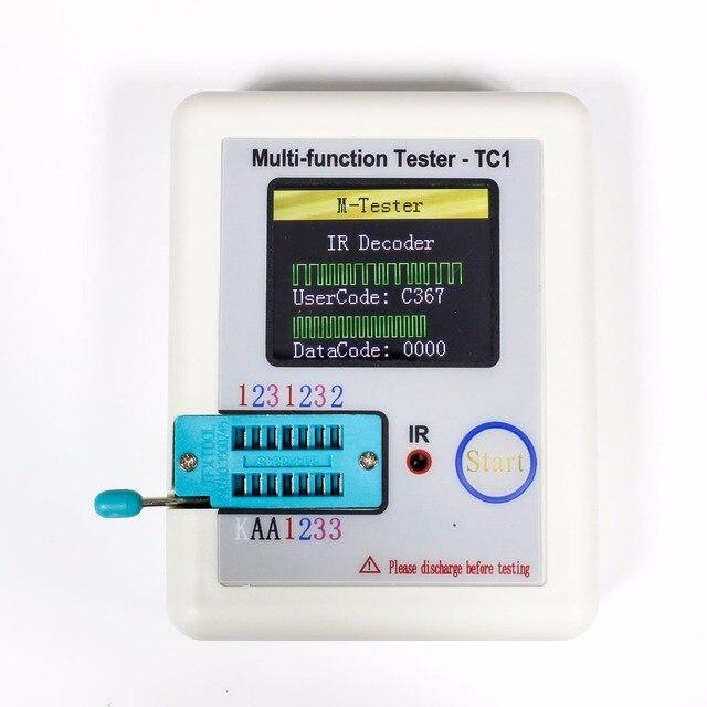 Multi-functional Transistor Tester TC1 5