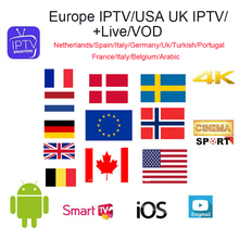 Get more info on the 1 Year Spain Portugal IPTV Subscription With 400+ Europe Spain Portugal LiveTV and 500 VOD Channels For Android TV Box smart tv