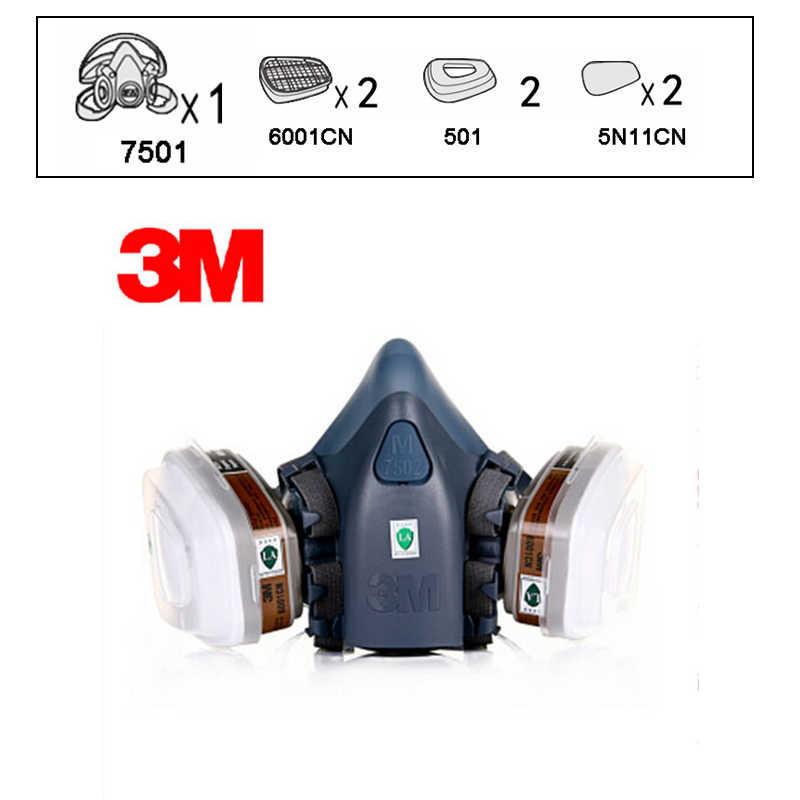 3m 7501 mask