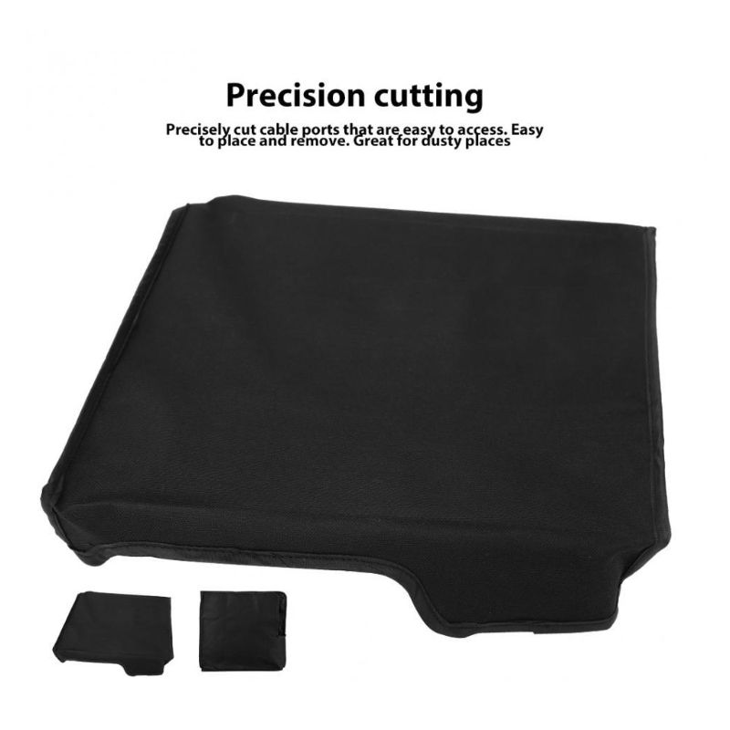Dust Proof Cover Sleeve Guard Case Waterproof Anti-scratch Black Game Accessories for Sony Playstation PS4 Pro Console