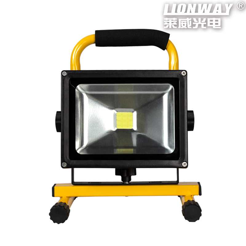 10w Charge Led Emergency Light Portable Floodlight Household Outdoor Lighting Emergency Light In