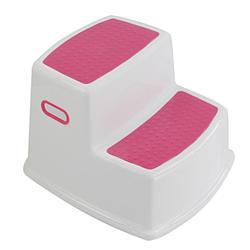 2 шаг табурет для детей ясельного возраста стул для писуар приучение к горшку скольжения Ванная Кухня HUG-предложения