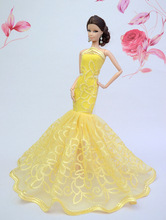10 Styles for choose Handmade Gifts For Girls Slim Evening Suit Wedding Fishtail skirt Dress Clothes