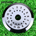 Волоконно-оптический Кливер KELUSHI для Fujikura CT-30 CT-05 CT-06 Кливер KL-21 DVP16 волоконно-оптический Кливер