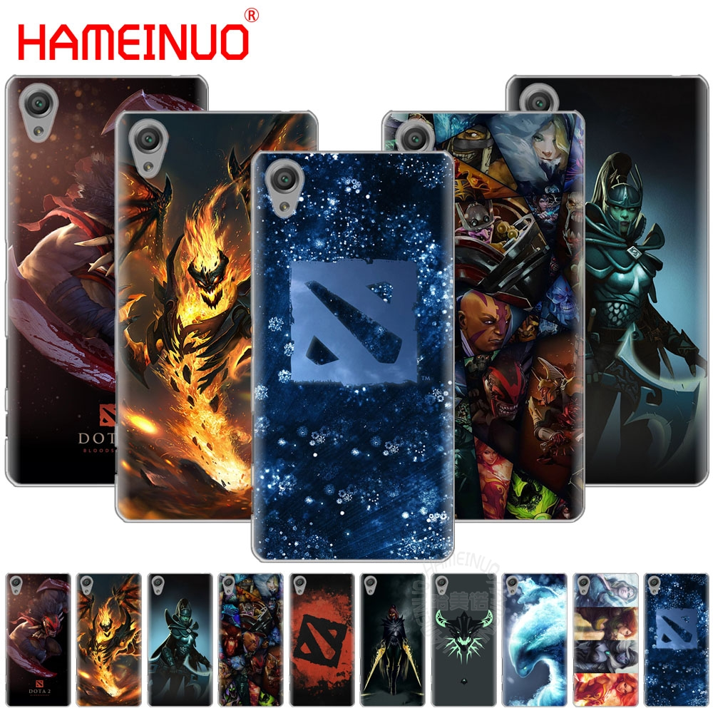 HAMEINUO Shadow Fiend Dota 2 Cover phone Case for sony ...