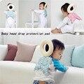Proteção Da Cabeça do bebê travesseiro almofada encosto de cabeça travesseiro do bebê Da Criança pescoço Bonito asas resistência queda almofada de enfermagem