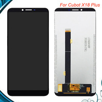 5.99 inch 1080*2160 For Cubot X18 Plus LCD Display and Touch Screen Assembly Replacement Tested OK For Cubot X18 Plus