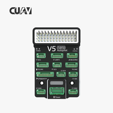 CUAV New Pixhack V5 NANO Small Flight Controller Compatible with PX4 & Ardupliot firmware For RC Drone Parts free shipping 2017 cuav pixhack v3c flight controller pix open source for fpv drone quadcopter helicopter