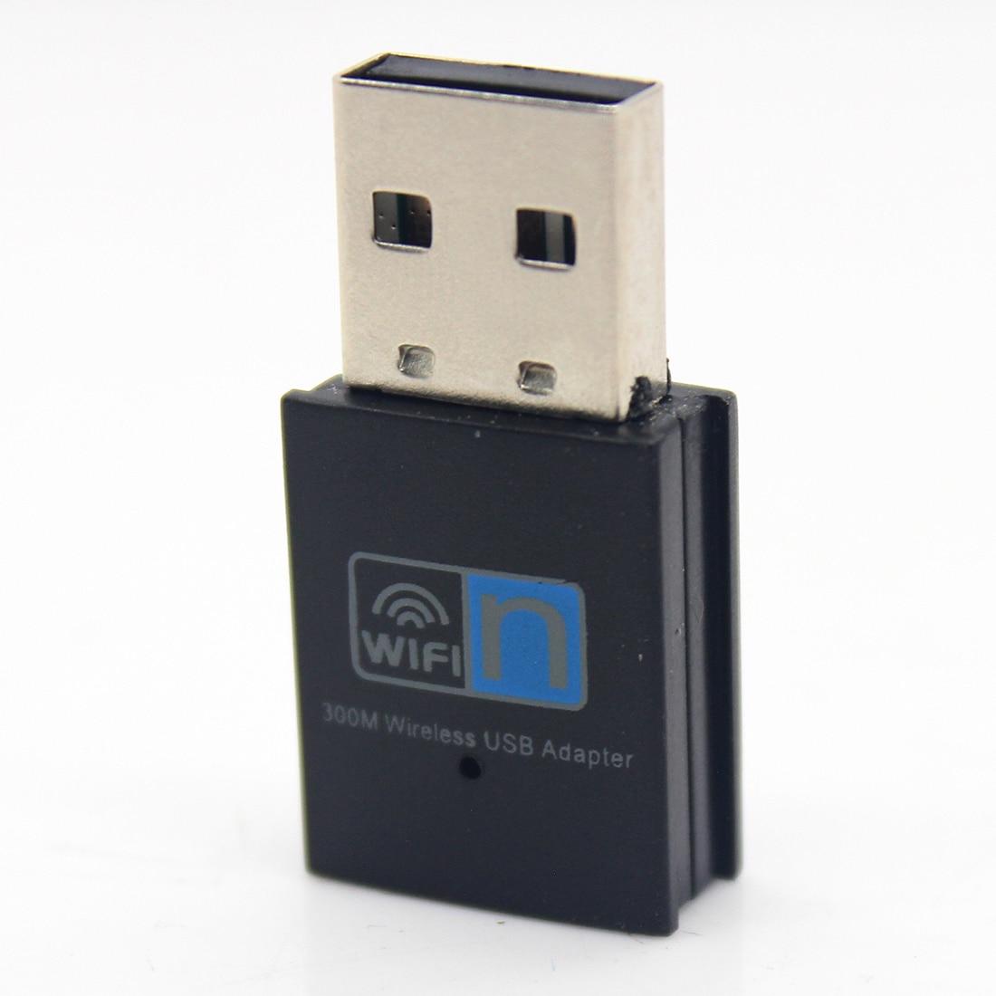 NOYOKERE Mini 300M USB2.0 RTL8192 Wifi Dongle WiFi Adapter Wireless Wifi Dongle Network Card 802.11 N/g/b Wi Fi LAN Adapter