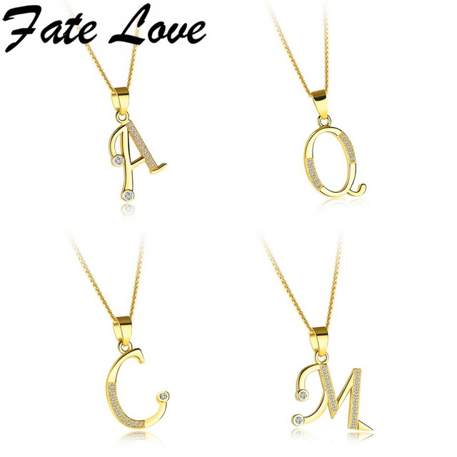 sr initial fill mini pendant gold nashelle heart necklace