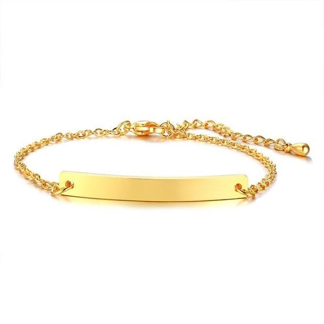 Custom Love Women Bracelet...