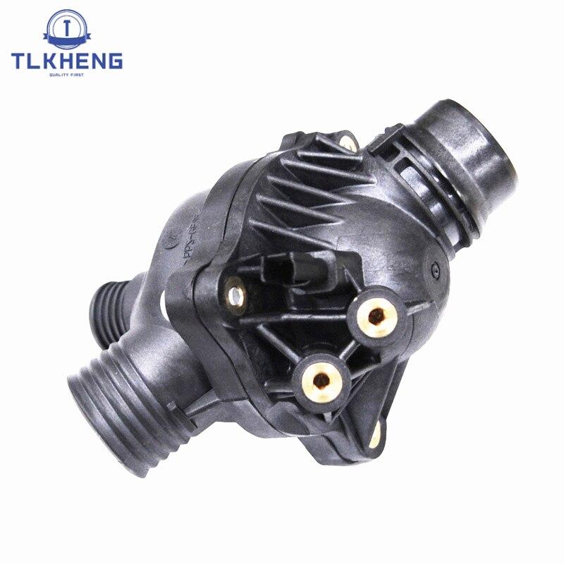 11537544788 nouveau thermostat d'eau de refroidissement de thermostat de moteur approprié au thermostat de BMW E81 E88 E82 E90 E93 E92 E91