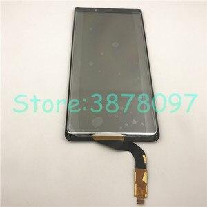 Image 2 - Оригинальный сенсорный экран для Samsung Note 8, дигитайзер сенсорного экрана, стеклянная панель для Samsung Galaxy Note 8, Note8, N950, сенсорная панель