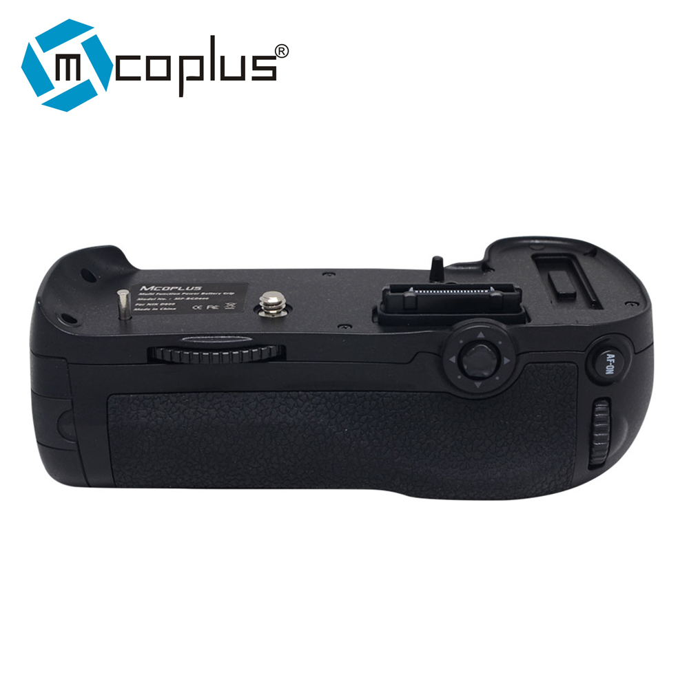 Mcoplus Venidice VD-D800 Batterie Grip pour Nikon D810 D800 D800E Caméra comme MB-D12 comme Meike MK-D800