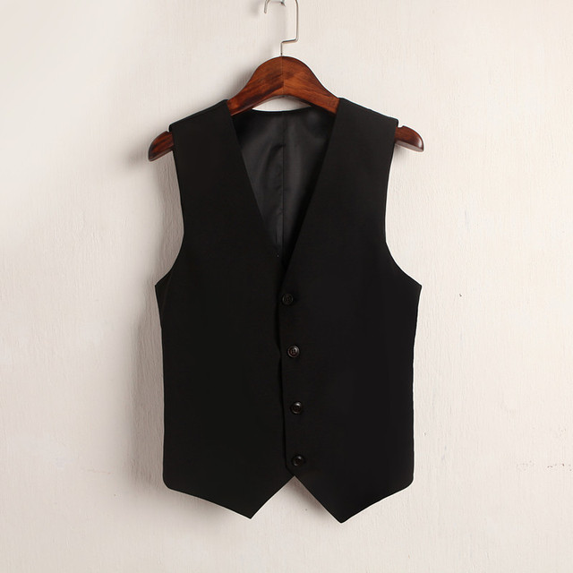 #0708 Summer V-Neck Vest Women Thin Loose Waistcoat Single Breasted Sleeveless Blazer Feminino Short Slim Veste Femme Tide XXXL 3