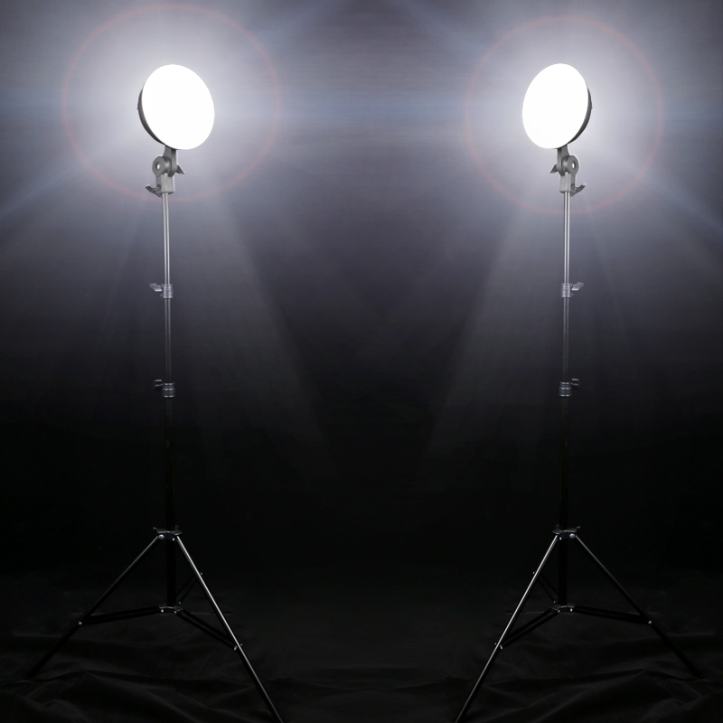 Image 5 - GSKAIWEN Photography Studio LED Lighting Kit Adjustable Light with Stand Softbox Tripod Photographic Video fill light-in Photographic Lighting from Consumer Electronics