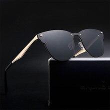 ¤ Алюминиевые Классические Ретро Солнцезащитные Очки Мужчины Женщины Марка Дизайнер UV400 женские