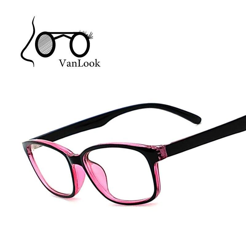 Ženy Počítačové brýle pro muže Anti Blue Ray Ray brýle transparentní brýle Armacao Oculos de Grau jasná čočka