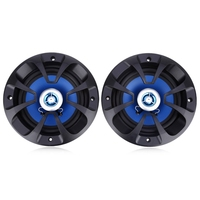 High Sensitivity Paired Leibo LB PP2502T Automobile Coaxial Speaker 5 Inches High Pitch Support Car HiFi Audio System