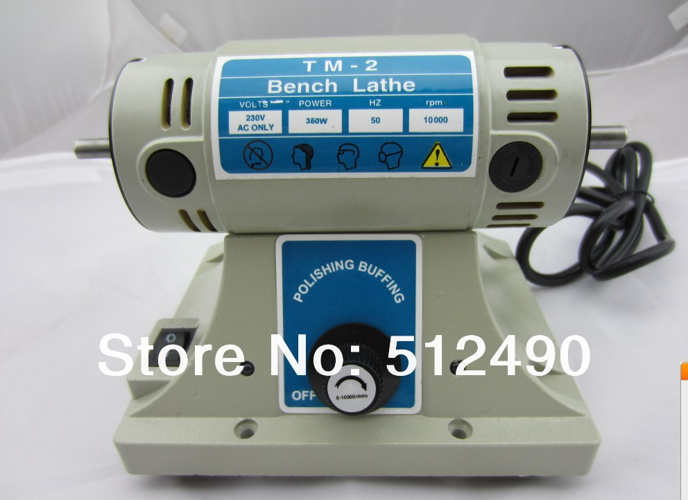 Foredom polishing machine , foredom bench lathe,dental polishing motor
