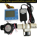 Цифровой счетчик-расходомер DN25  цифровой контроллер-измеритель расхода воды для напитков/пива/кофе