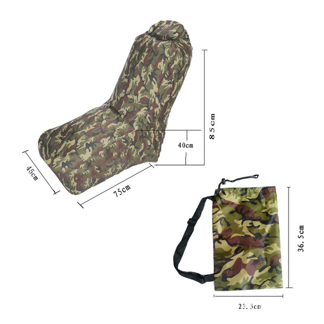 Fast Inflatable Lazy Bag 2