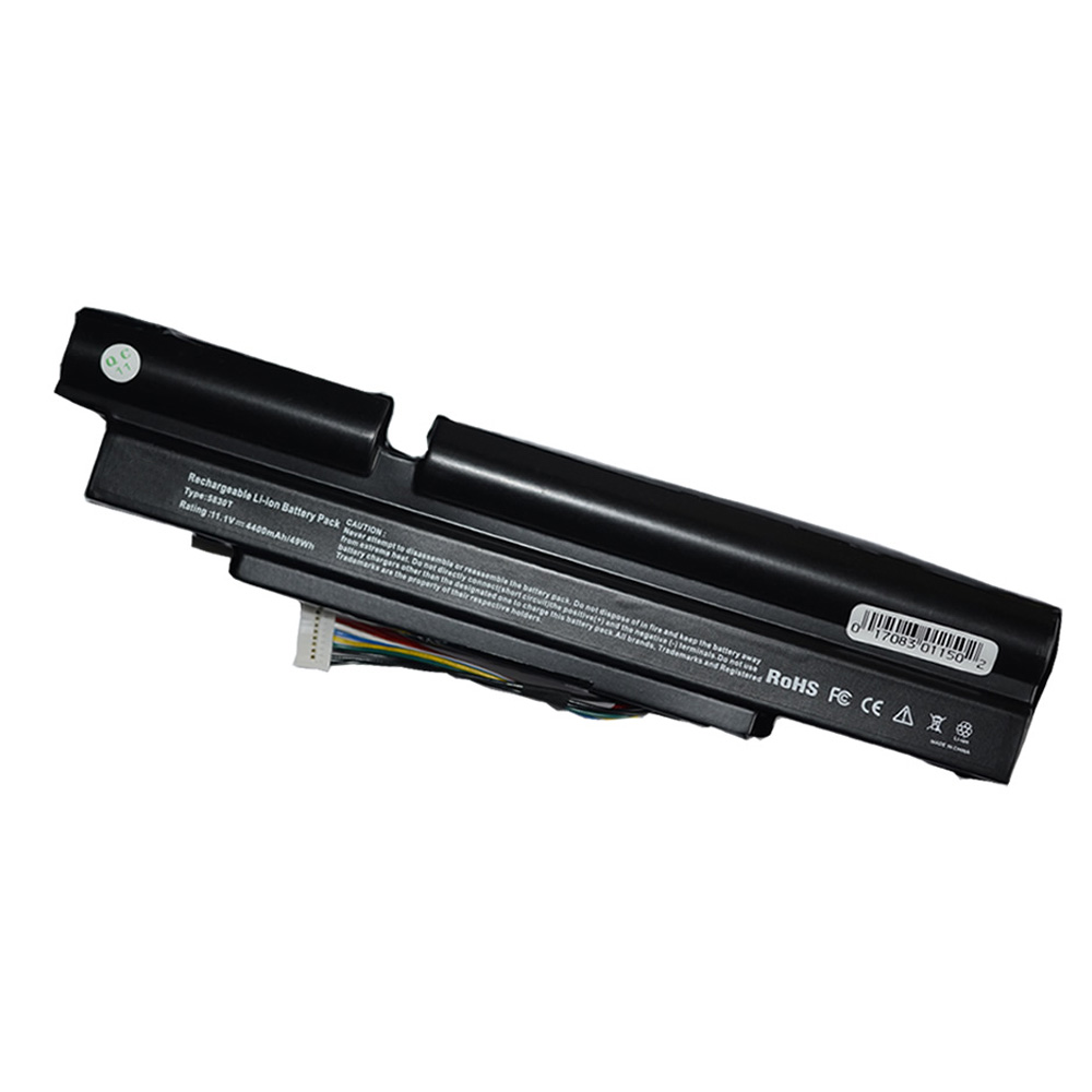 5200mAh for Acer Laptop Battery Aspire TimelineX 5830T Series 3830T 3830TG 4830T <font><b>4830TG</b></font> 5830TG AS11A5E, AS11A3E AS3830T AS3830T image