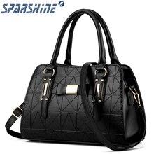 Frauen Taschen Mobile Messenger Damen Handtasche Pu-leder Hochwertige Handtaschen Schultertasche Niet Bogen Crossbody Taschen