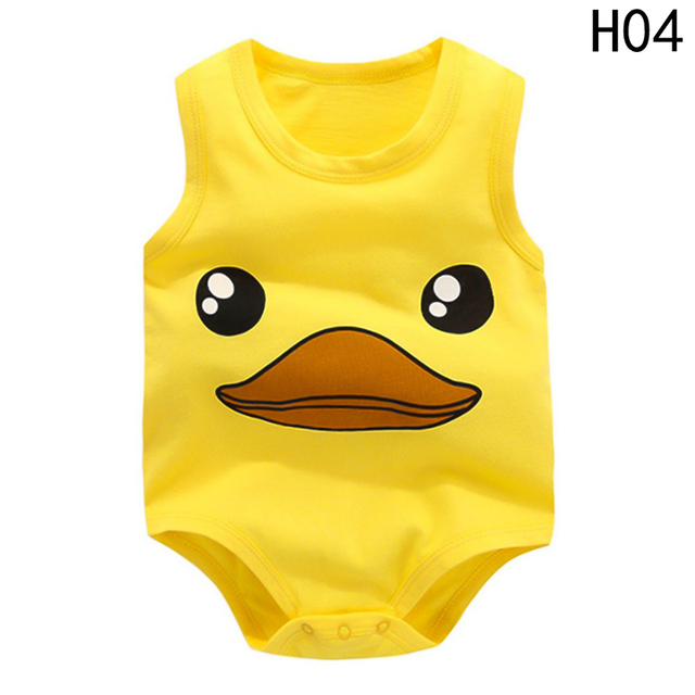 Funny Climbing Suit Practical Hot Personality Sleeveless One Piece Summer Baby Cartoon