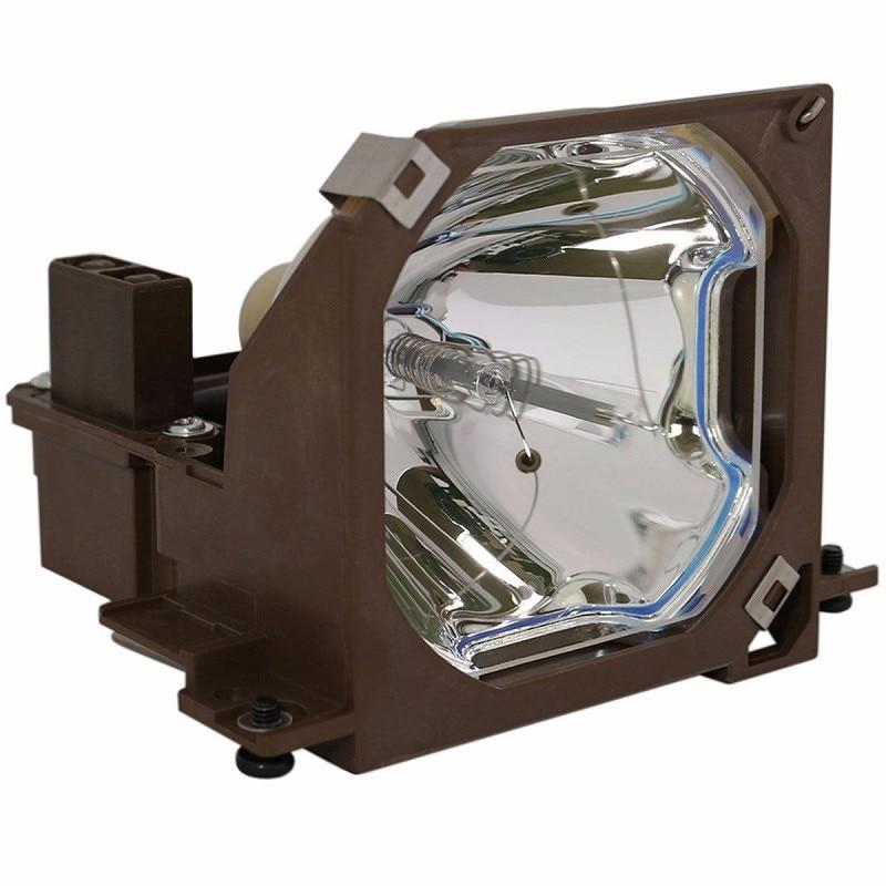 Original Projector Lamp ELPLP11 / V13H010L11 For EMP-8100 / EMP-8150 / EMP-8200 / EMP-9100 roccer projector lamp elplp39 lamp v13h010l39 for epson emp tw700 emp tw1000 emp tw2000 emp tw980 emp 1080 emp 1080ub uhe 170w