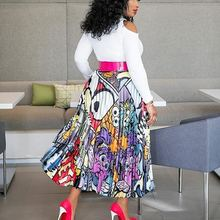 7e85e4a3752 African skirt For Women African Clothes Africa Not Dress Print Dashiki  Ladies Clothing Ankara Africa Women