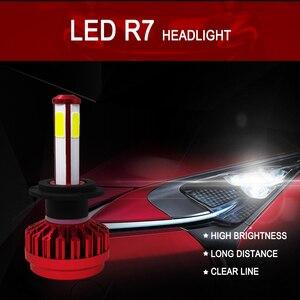 Image 5 - Car Headlight Bulbs LED H7 H8 H9 H11 9005 HB3 9006 HB4 9003 HB2  H4 LED Light Styling Bright 12V 6000K 8000LM  Auto Lamp