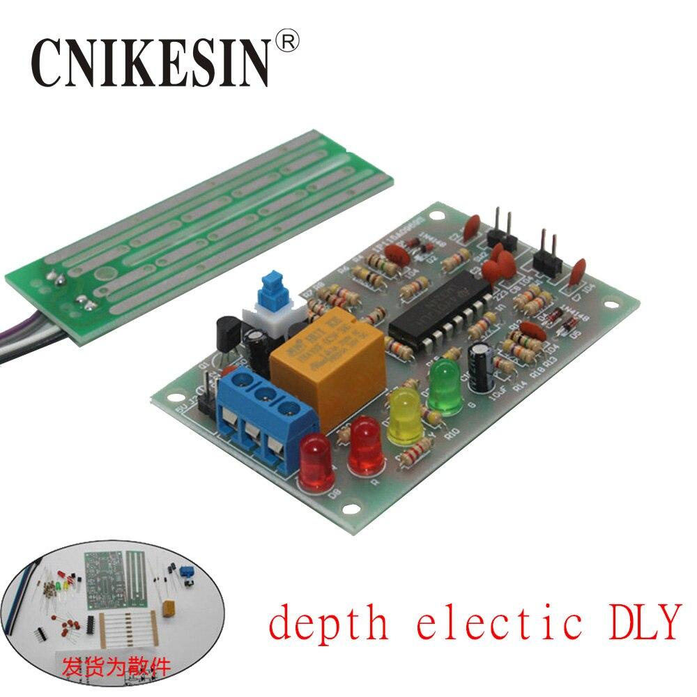 CNIKESIN Diy Liquid level controller display suite/depth electronic DIY/DIY parts/water level controller diy electronice kits