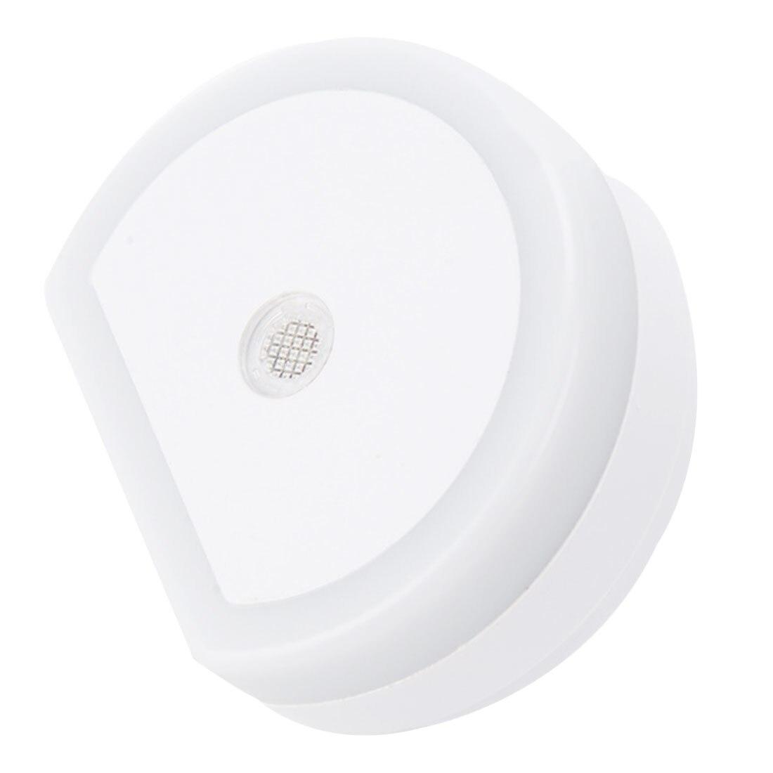 Hot LED Night Light With Dual USB Port 5V 1A Light Sensor Control Room Home Lighting Plug-in Wall Lamp EU/US Plug Socket Lamp